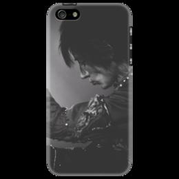"""Чехол для iPhone 5 """"Земфира"""" - музыка, земфира, zemfira"""