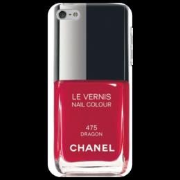 """Чехол для iPhone 5 """"Chanel vernis a ongles"""" - популярные, оригинально, девушке"""