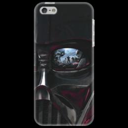 """Чехол для iPhone 5 """"Звездные войны"""" - звездные войны, кино, дарт вейдер, фантастика, star wars"""