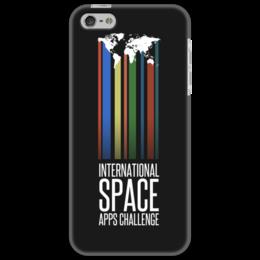 """Чехол для iPhone 5 """"Величие Вселенной"""" - космос, наука, space, thespaceway, звезды"""