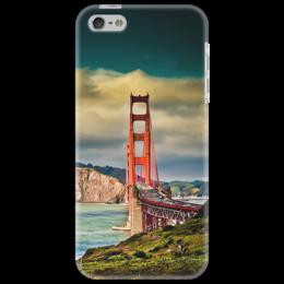 "Чехол для iPhone 5 ""Сан-Франциско"" - город, california, san francisco"