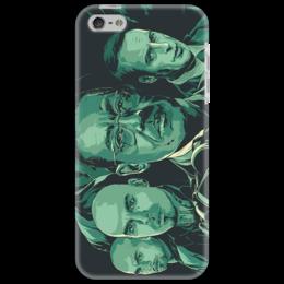 "Чехол для iPhone 5 """"Во все тяжкие"""" - арт, драма, breaking bad, gus, gustavo fring"