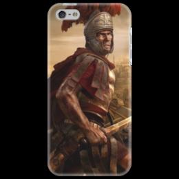 """Чехол для iPhone 5 """"Римская Империя. Завоевания."""" - история, rome, empire, путь воина, легионы"""