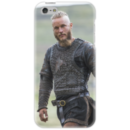 "Чехол для iPhone 5 ""Рагнар"" - викинг, викинги, путь воина, рагнар, свобода"