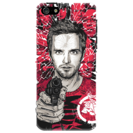 "Чехол для iPhone 5 "" Breaking Bad 7"" - во все тяжкие, jesse pinkman"