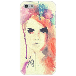 "Чехол для iPhone 5 ""Lana Del Rey 