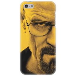 "Чехол для iPhone 5 ""Breaking Bad"" - во все тяжкие, breaking bad, walter white, уолтер уайт, волтер вайт, heisenberg"