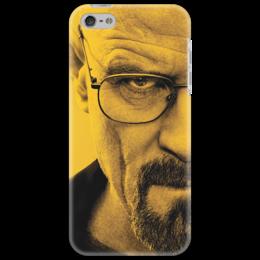 "Чехол для iPhone 5 ""Breaking Bad"" - во все тяжкие, breaking bad, walter white, уолтер уайт, волтер вайт, heisenberg"