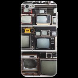 """Чехол для iPhone 5 """"Ретро1"""" - iphone 5, ретро чехол"""