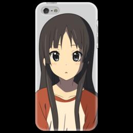 """Чехол для iPhone 5 """"Mio Akiyama from K-On!"""" - аниме, k-on, mio akiyama, мио акияма"""