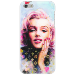 "Чехол для iPhone 5 ""Romantic girl"" - арт, дизайн, оригинально"