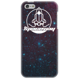 """Чехол для iPhone 5 """"My Space"""" - космос, наука, денис гесс, the spaceway"""