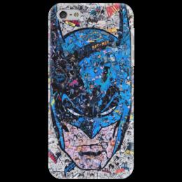 "Чехол для iPhone 5 ""Бэтмен"" - комиксы, dc, dc comics, batman"
