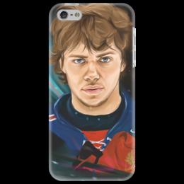 "Чехол для iPhone 5 ""Артемий Панарин"" - хоккей, нхл, сборная россии по хоккею, артемий панарин"