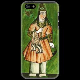 """Чехол для iPhone 5 """"Дервиш (Рисунок Эривани)"""" - картина, эривани"""
