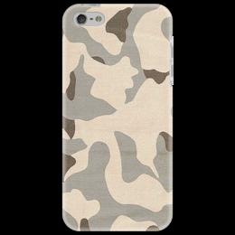 """Чехол для iPhone 5 """"Камуфляжный чехол"""" - army, камуфляж, camo, camouflage"""