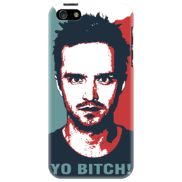 "Чехол для iPhone 5 ""Jesse"" - во все тяжкие, драма, breaking bad, pinkman"