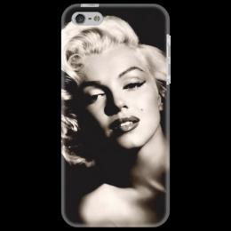 """Чехол для iPhone 5 """"Мерлин Монро"""" - арт, девушка, монро"""