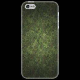 "Чехол для iPhone 5 ""Армия"" - армия, милитари, комуфляж, camo"