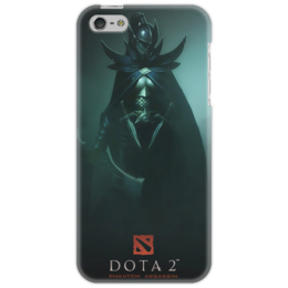"Чехол для iPhone 5 ""Cover Phantom Assassin "" - dota 2, dota2, phantom assassin"