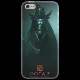 "Чехол для iPhone 5 ""Cover Phantom Assassin "" - dota 2, dota2, phantom assassin"