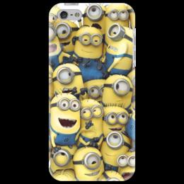 "Чехол для iPhone 5 ""Гадкий Я. Миньоны"" - iphone, миньоны, iphone5, миньон, гадкий я"