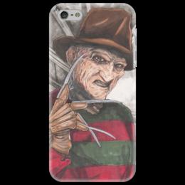 "Чехол для iPhone 5 ""Фредди"" - кошмары, фредди, крюгер, улицавязов"