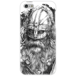 "Чехол для iPhone 5 ""Путь воина"" - свобода, солдат, викинг, vikings, путь воина"