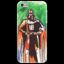 "Чехол для iPhone 5 "" Дарт Вейдер"" - в подарок, star wars, darth vader, 23февраля, мужчины, анастасияцапко, звездныевойны"