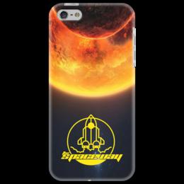 "Чехол для iPhone 5 ""The Spaceway"" - звезды, космос, вселенная"