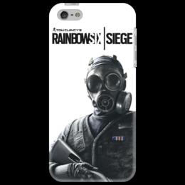 "Чехол для iPhone 5 ""Rainbowsix"" - rainbowsix, игра rainbowsix, чехол rainbowsix, чехол для телефона rainbowsix, rainbowsix чехол купить"