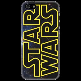 """Чехол для iPhone 5 """"Star Wars"""" - фантастика, star wars, звездные войны, sci fi"""