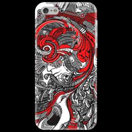 """Чехол для iPhone 5 """"""""Компромисс"""""""" - любовь, прикольно, прикол, арт, стиль, популярные, рисунок, в подарок, оригинально, девушке"""