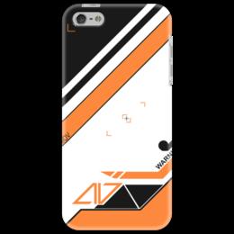 "Чехол для iPhone 5 ""Asimov"" - counter strike, steam, cs go, asimov"
