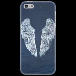 """Чехол для iPhone 5 """"Крылья"""" - крылья, wings, ночь"""