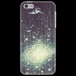 """Чехол для iPhone 5 """"Псевдо Космос"""" - арт, space, космос, вселенная, astronaut, космонавт"""