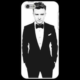 """Чехол для iPhone 5 """"JustinT"""" - timberlake, джастин тимберлейк"""
