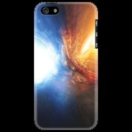 """Чехол для iPhone 5 """"Fire and Ice"""""""