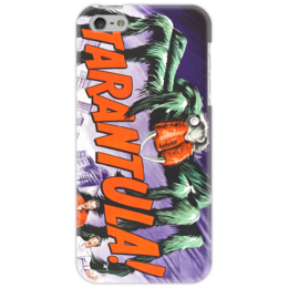 "Чехол для iPhone 5 ""Tarantula!            "" - ужасы, тарантул, пауки"