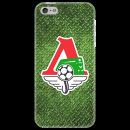 "Чехол для iPhone 5 ""Локомотив"" - локо, чемпион, спорт, футбол, локомотив"