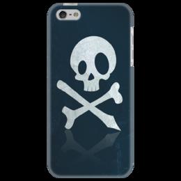 """Чехол для iPhone 5 """"Черепок(Skull - Jolly Roger)"""" - skull, череп"""