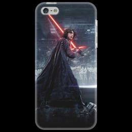 "Чехол для iPhone 5 ""Звездные войны - Кайло Рен"" - звездные войны, фантастика, дарт вейдер, кино, star wars"