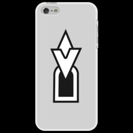 "Чехол для iPhone 5 ""Квест"" - игра, skyrim, tes, скайрим, квест"