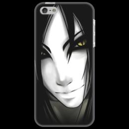 """Чехол для iPhone 5 """"Орочимару"""" - аниме, манга, наруто, орочимару, персонаж из аниме"""