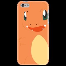 """Чехол для iPhone 5 """"Чармандер"""" - pokemon, покемон, чармандер, charmander"""