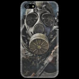"Чехол для iPhone 5 ""S.T.A.L.K.E.R."" - сталкер, stalker"