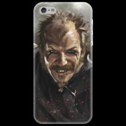 """Чехол для iPhone 5 """"Викинги. Флоки."""" - викинги, vikings, путь воина, флоки, floki"""
