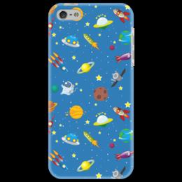 """Чехол для iPhone 5 """"Только космос!"""" - космос, наука, space, thespaceway, юмор"""