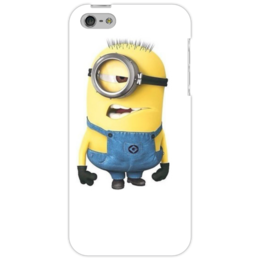"Чехол для iPhone 5 ""Миньон"" - миньон, гадкий я, миньен, despicable me"