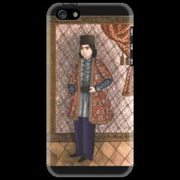 """Чехол для iPhone 5 """"Портрет молодого человека (картина Эривани)"""" - картина, эривани"""